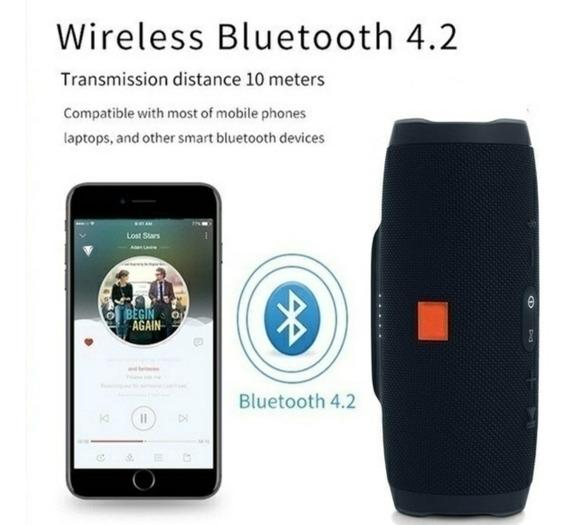 Caixinhas De Som Primeira Linha Bluetooth Wireless Charge 3