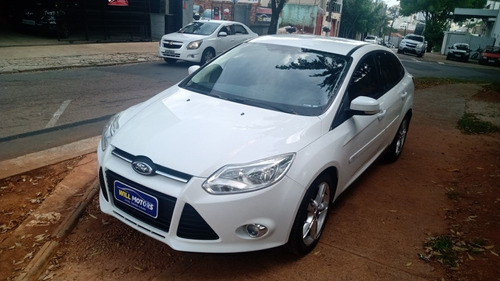 Ford Focus 2015 2.0 Titanium Flex Powershift 5p