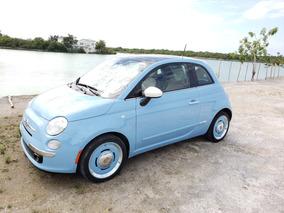 Fiat 500 1.4 Edición 1957 Aniversario 2015 Azul