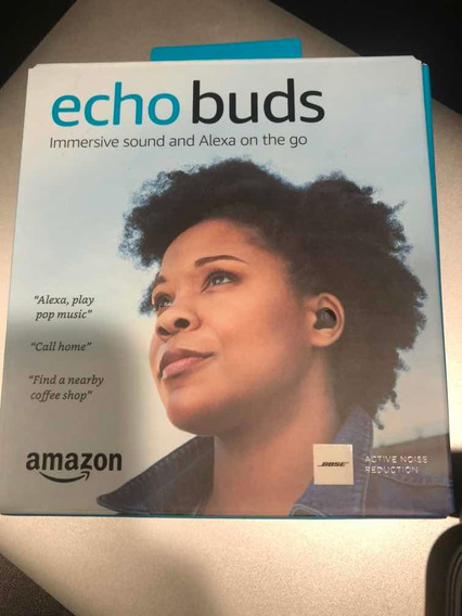 Amazon Echo Buds - Fones De Ouvido Bluetooth