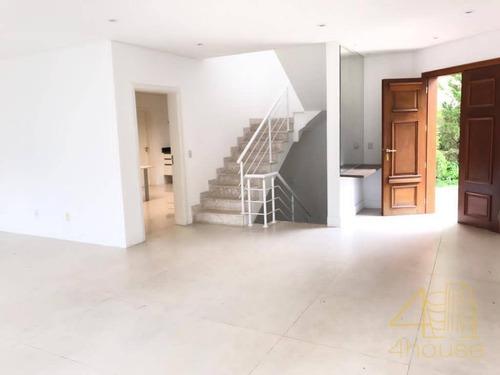 Villa Fiume Rosso   Condomínio De Casas No Estilo Vila Italiana, 400 M², 4 Suítes, Quintal Gramado E 5 Vagas. Rua Job Lane, 590 - Alto Da Boa Vista - Ca0532