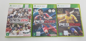 Pro Evolution Soccer 2014 A 2016 - Pes 14 A 16 - Xbox 360