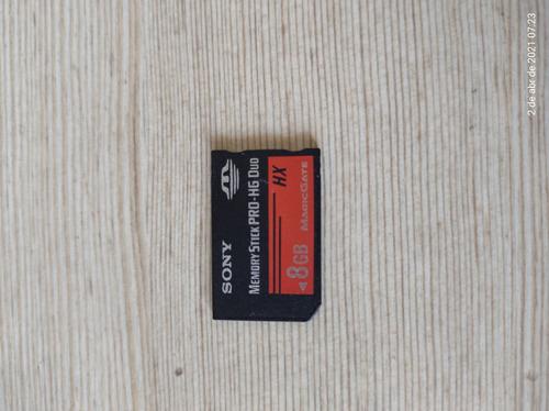 Imagem 1 de 2 de Memory Stick Pro Sony Original 8gb