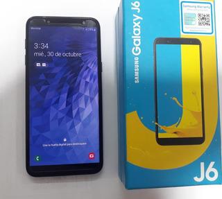 Telefono Samsung J6 Lte Somos Tienda Fisica