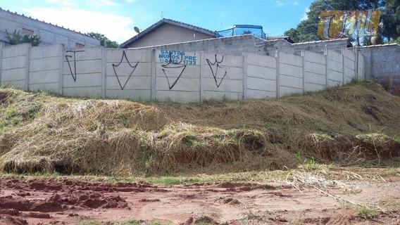 Bonito Terreno No Campos De Atibaia - Te0687