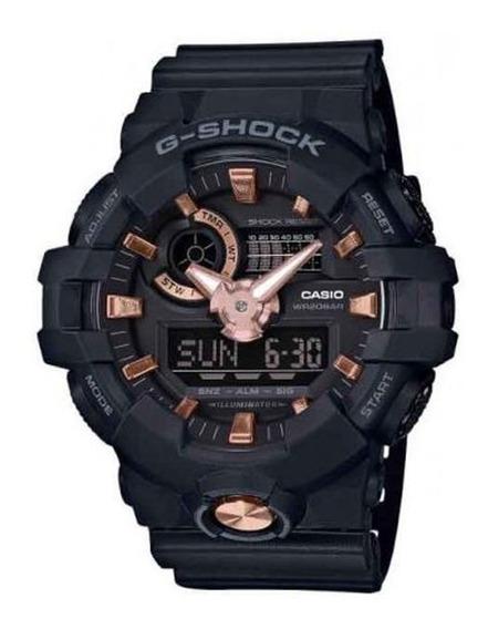 Relógio Casio Original G-shock Masculino Ga-710b-1a4dr