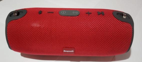 Caixa Som Charge 3 Mini Bluetooth Pen Drive Fm Ecopower