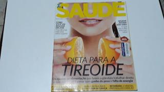 Revistas Saude E Vital - 4 Un.