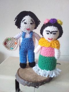 Muñecos Personalizados Hechos A Mano