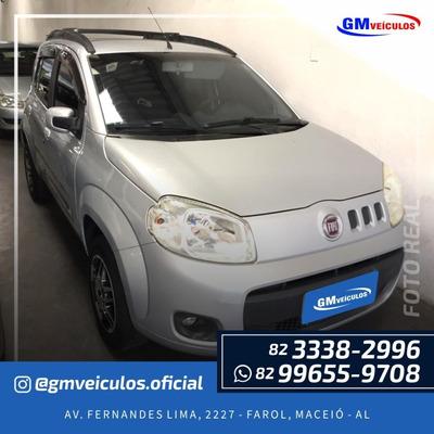 Fiat Uno 2012 1.0 Vivace Flex