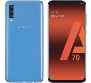 Celular Samsung A70 Dual Sim 128gb Libre De Fabrica