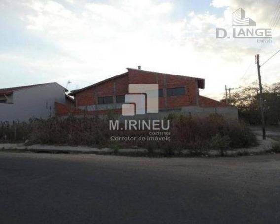 Terreno À Venda, 254 M² Por R$ 189.999,00 - Parque Via Norte - Campinas/sp - Te0082