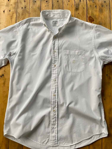 Brooks Brothers Camisa Para Caballero Talla M