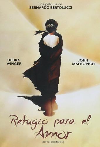 Refugio Para El Amor Bernardo Bertolucci Pelicula Dvd