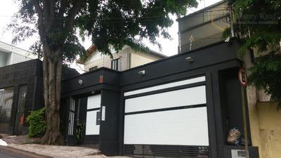 Excelente Casa Comercial Para Venda No Morumbi. - Ca0054