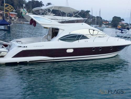 Intermarine 430 - C721 - 2008 (lancha, Intermarine, 43 Pés)
