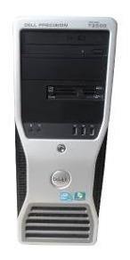 Workstation Precision Dell T3500 Xeon W3565 4gb 80gb - Usado