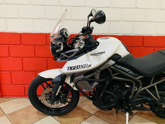 Triumph Tiger 800 Xrx - 2017 - Financiamos - Km 22.000