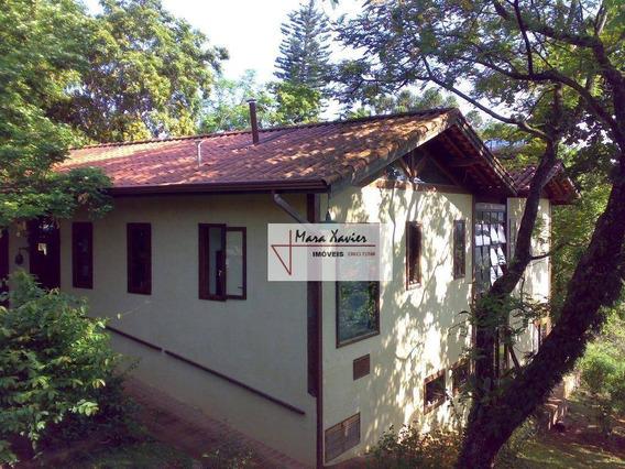 Chácara Com 4 Dormitórios À Venda, 1098 M² Por R$ 950.000,00 - Santa Claudina - Vinhedo/sp - Ch0141
