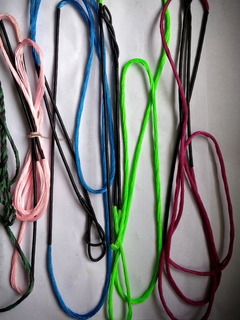 Cuerdas Endless Loop Para Prana Gold Medal Bcy B55 Bcy 3d