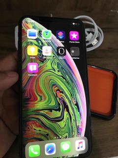 iPhone Xs Max 256gb Space Gray, Não Faço Enviou