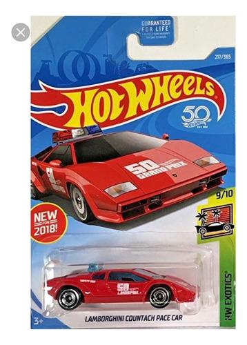 Hot Wheels Lamborghini Varios Modelos