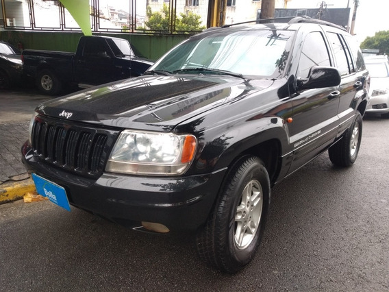 Jeep Cherokee Limited 4x4 Aut. 2000