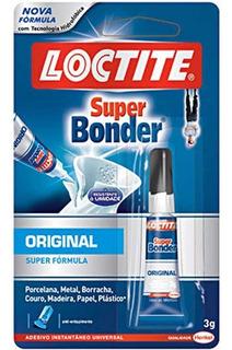 Super Bonder Adhesivo Instantaneo Original