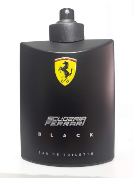 Perfume Ferrari Black Edt 125ml