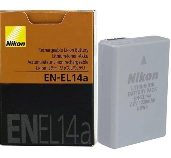 Nikon En-el 14a