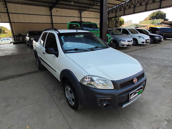 Fiat Strada Working Cd 2015