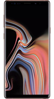 Celular Galaxy Note 9 Cobre Samsung Muitobom Usado Seminovo