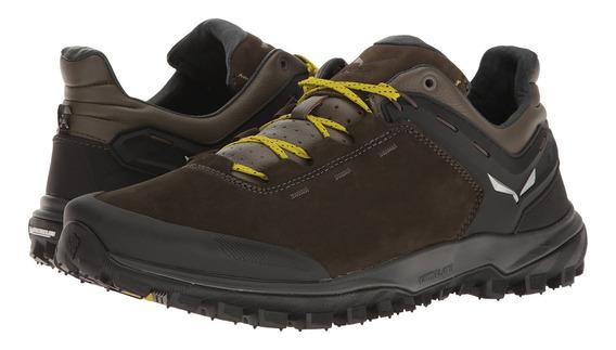 Zapatillas Hombre Salewa Wander Hiker Leather