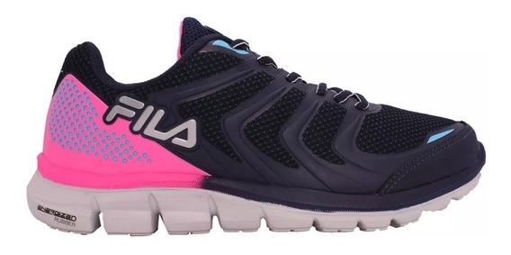 Zapatillas Fila Powerfull Mujer 51j494x-2807 Caz