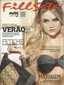 Revista Fill Sete 2013 - Ellen Roche/solange Almeida