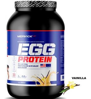 Egg Protein Mervick 1kg Proteina De Huevo