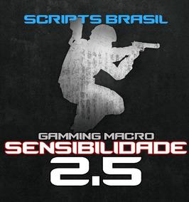 Sens 2.5 Macro Script No Recoil Cs Go Envio Em 5 Minutos