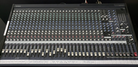 Mesa 32 Canais Yamaha Mg32 14fx