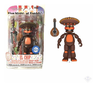 Five Nights At Freddys - El Chip - Funko - 14cm