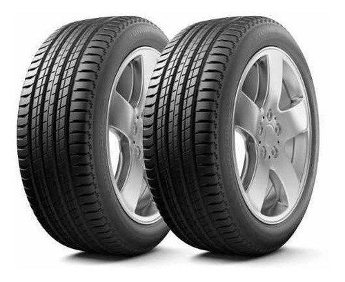 Kit X2 Neumáticos 245/45/20 Michelin Lat Sport 3 -runflat