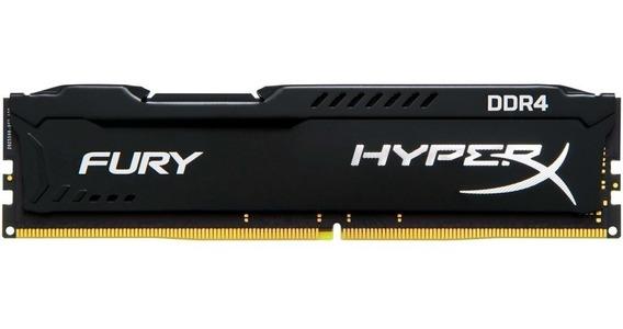 Memória Ddr4 Hyperx Fury 8gb