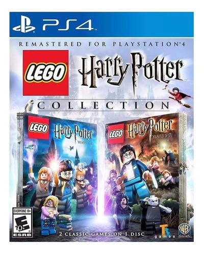 Imagen 1 de 7 de LEGO Harry Potter Collection Warner Bros. PS4 Digital