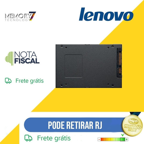 Hd Ssd 120gb Para Notebook Lenovo G485 Hd4nc