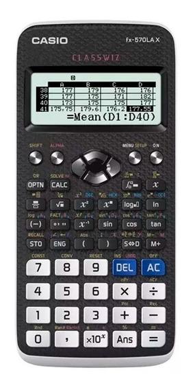 Calculadora Cientifica Classwiz Casio Fx-570lax 552 Envio
