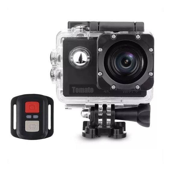 Câmera E Filmadora Wifi E 4k A Prova D