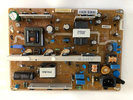 Placa Fonte Tv Samsung Pn43h4000ag