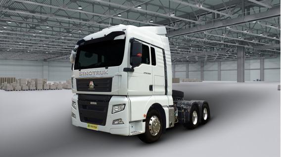 Tracto Camión Sinotruk Modelo Sitrak C7h Diésel Modelos 2020