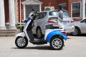 Triciclo Electrico 1000w - Ideal Para Discapacitados