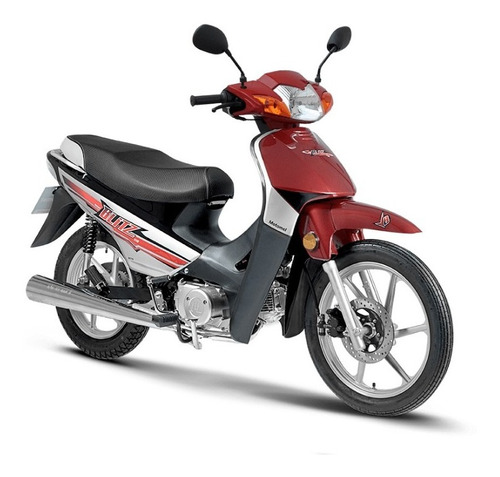 Motomel Blitz Full 110 0km Cycles Motoshop