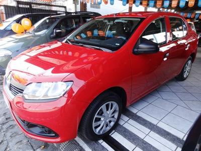 Renault Logan 1.0 12v Authentique Sce 4p